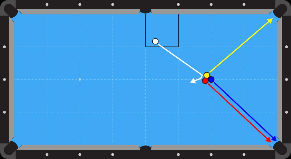 3 ball trick shot