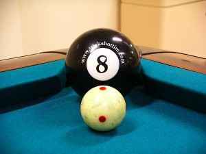Novelty 8 ball